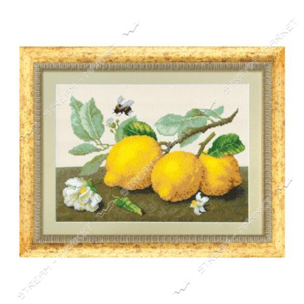 Набор для вышивания крестом 'Чарівна Мить' М-104 'Лимонная сиеста'