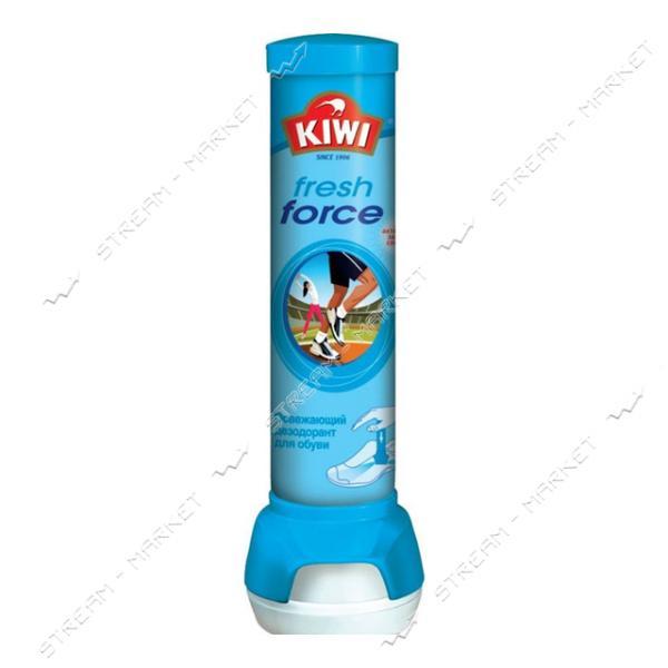 Kiwi Дезодорант для обуви Fresh force 100мл