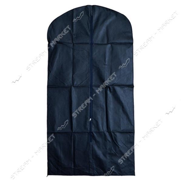 Чехол для одежды 60х120см черный