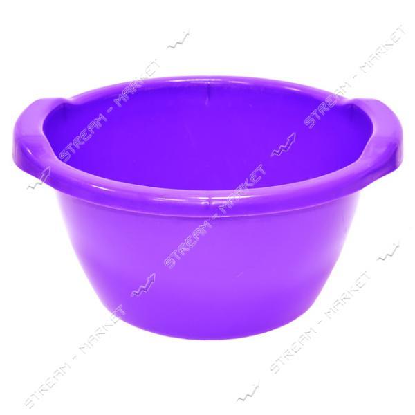 Миска для пищевых продуктов 3л цвета в ассорт.