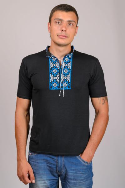 Мужская футболка, вышиванка р-р 42 р,44 р,46 р,48 р,50 р,52 р