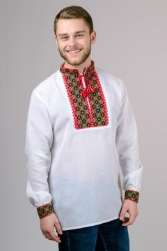 Мужская сорочка-вышиванка (Дубок) размеры: 44, 46, 48, 50, 52, 54.