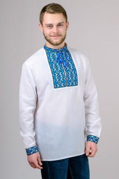 Мужская сорочка-вышиванка (Тарас) размеры: 44, 46, 48, 50, 52, 54.