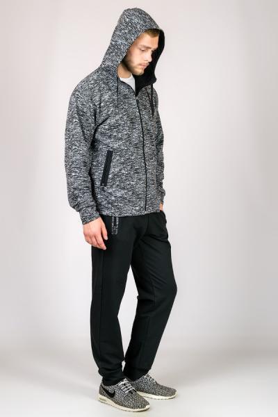 Спортивный костюм мужской комбинированный , р-р  M  L  XL  XXL