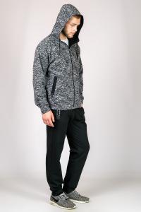 Фото Мужские спортивные костюмы  Спортивный костюм мужской комбинированный , р-р  M  L  XL  XXL