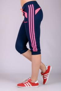 Фото Спортивные штаны женские Женские бриджи, капри, шорты р-р 46, 48, 50, 52