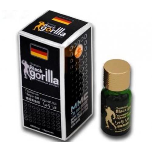 """ТАБЛЕТКИ """"GERMANY BLACK GORILLA"""""""