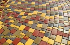Фото  Торотуарная плитка с доставкой