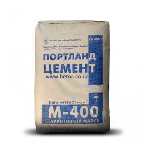 Фото  Цемент с доставкой