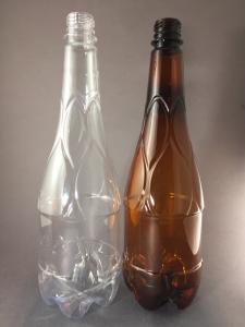 Фото  ПЭТ бутылка от производителя