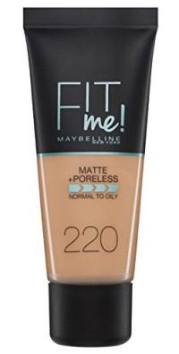 Тональный крем  Fit Me Matte №220 для комбинированной и жирной кожи