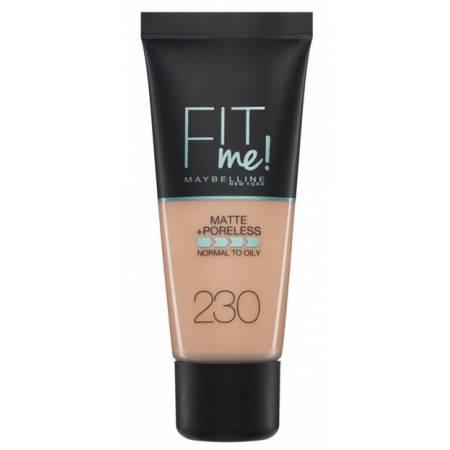 Тональный крем  Fit Me Matte №230 для комбинированной и жирной кожи