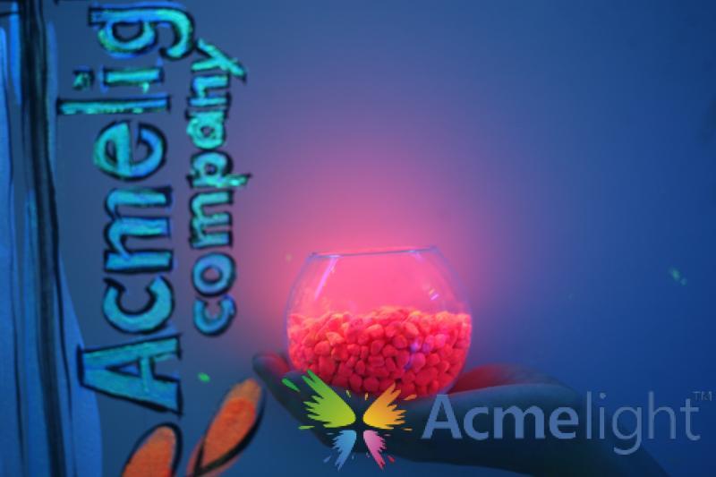 Фото  Светящиеся дизайнерские камни AcmeLight Art Stones
