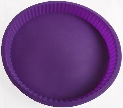 """Силиконовая форма для пирога """"Пицца большая"""" 30 см"""