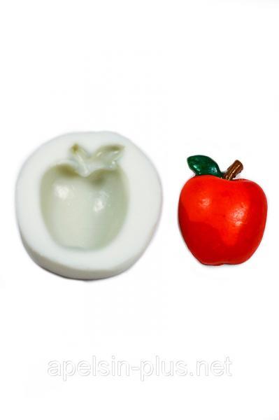 """Молд силиконовый """"Яблочко-мини"""" 3,3 см"""