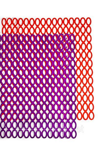 Силиконовая сетка-решетка для гриля и духовки 31 см 28 см