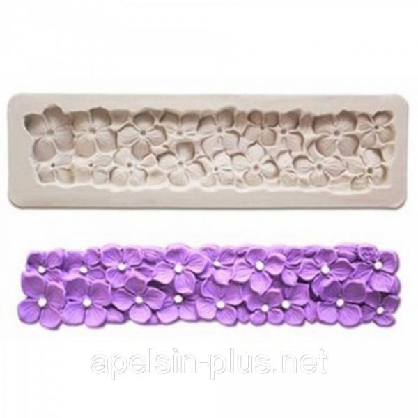 Фото Молды бордюры, рамки, броши Молд силиконовый для декора