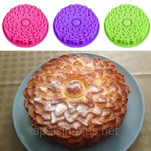 Фото Большие формы Силиконовая форма для пирога