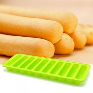 Фото Формы на планшете Силиконовая форма для печенья Савоярди