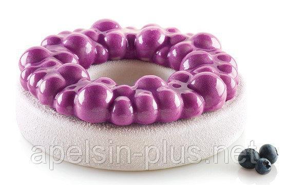 Фото Силиконовые формы для евродесертов Силиконовая форма для муссовых тортов Феерия 1000 мл