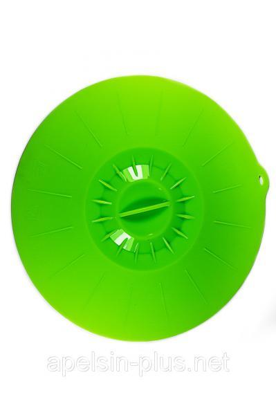 Крышка силиконовая диаметр 15 см