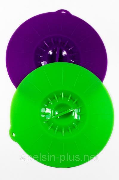 Крышка силиконовая диаметр 11,5 см