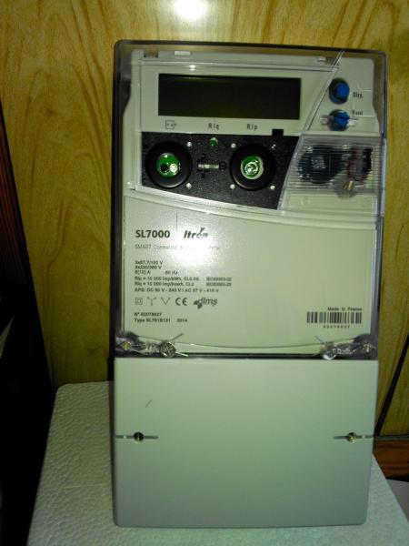 Электросчетчик ITRON SL 7000 (SL761) Smart 3ф.5(10)А кл.0,5S акт.-реакт. электронный многофункциональный