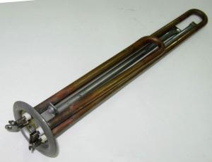 Фото Запчасти для бытовой техники, Запчасти для водонагревателей  Нагрев. элемент RF 2000 Вт. RSD (витой)ТЭН для водонагревателей малого объема 5-15л) (66055)универсальный для водонагревателей большой емкости до 100л
