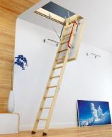 Чердачная лестница FAKRO LTK Thermo 70*120 см