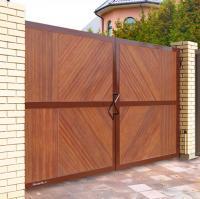 Распашные ворота DoorHan Premium