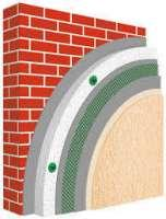 Фото Фасадные материалы, Системы утепления фасадов Ceresit Система утепления фасадов ППС Ceresit Ceretherm Classic