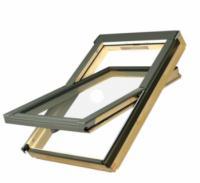 Фото Окна и стеклопакеты, Мансардные окна FAKRO Мансардное окно FAKRO FTS-V U2 55х78 см