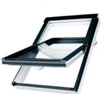 Фото Окна и стеклопакеты, Мансардные окна FAKRO Мансардное окно FAKRO PTP U3 78х140 см