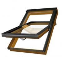 Фото Окна и стеклопакеты, Мансардные окна FAKRO Мансардное окно FAKRO PTP/GO U3 66х118 см