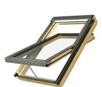 Фото Окна и стеклопакеты, Мансардные окна FAKRO Мансардное окно FAKRO FTP-V U5 66х98 см