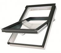 Фото Окна и стеклопакеты, Мансардные окна FAKRO Мансардное окно FAKRO FTT U8 Thermo 78x160 см
