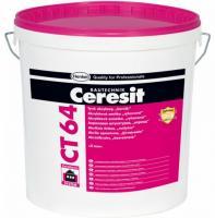 Штукатурка декоративная акриловая Ceresit CT 64/2,0 мм короед