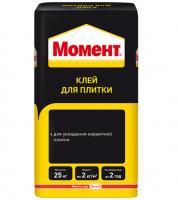 """Клей для плитки """"Момент"""" ceresit, 25 кг"""