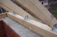 Деревянная Мауэрлат 150*150 (4м, 4,5м)