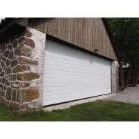 Ворота гаражные ALUTECH TREND. 3000мм*2100мм.Торсионный механизм.