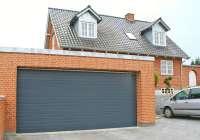 Ворота гаражные ALUTECH Classic. 3085мм* 3000мм. Торсионный механизм