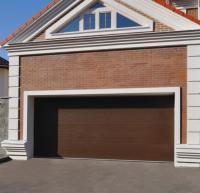 Ворота гаражные секционные. DOORHAN 3000* 3000мм. Торсионный оцинкованный механизм