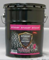 Мастика гидроизоляционная Bitugum кровельная 10 кг