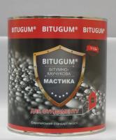 Мастика битумно-каучуковая Bitugum фундамент 3 кг