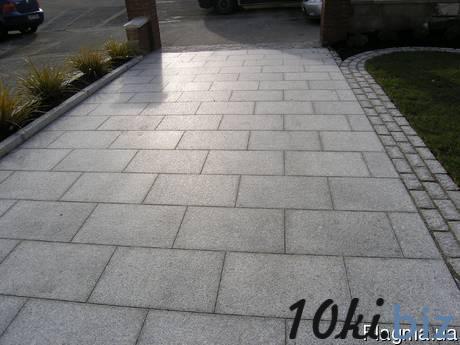 Плиты мощения купить в Житомире - Брусчатка и тротуарная плитка