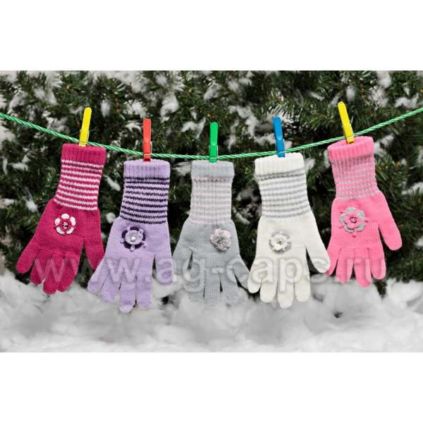 Перчатки детские MARGOT BIS-OLIMPIA (одинарные)