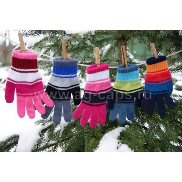 Перчатки детские MARGOT BIS-WOJAN (одинарные)