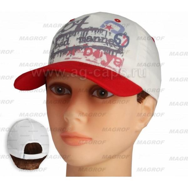 Бейсболка детская MAGROF BIS W16 K-2035