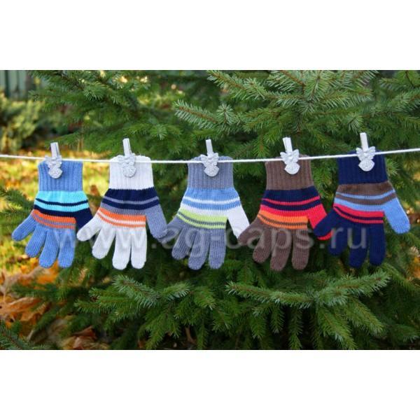 Перчатки детские MARGOT BIS-BOLEK (одинарные)