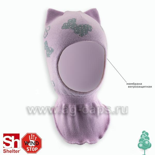 Шапка-шлем детский SMILE 17230 2d-HELMET (SHELTER)